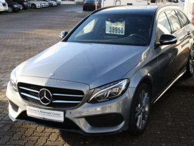 Mercedes-Benz C 250 BlueTEC 7
